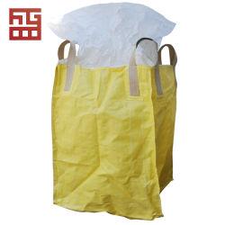 Big/Jumbo/FIBC/PP/tonne/stockage/emballage/vrac/Sac en plastique pour le stockage du charbon/Bois de chauffage/tapioca