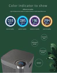 새로운 디자인 연기 냄새를 제거하는 가정용 공기 청정기 제품 HEPA 필터