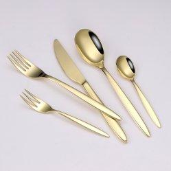 صينية موردين أفضل بيع أدوات المائدة من الفولاذ المقاوم للصدأ أدوات المائدة العشاء فندق/مطعم/منزل/زفاف/حفلة مع جودة عالية