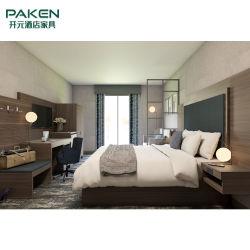 Mobilia di legno moderna commerciale della camera da letto dell'appartamento dell'hotel per il progetto dell'hotel