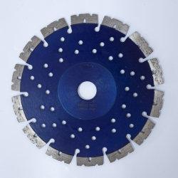 중국 OEM 원형 특별한 디자인 다이아몬드는 톱날이 구멍 다이아몬드를 가진 건조한 절단 도구 톱날을
