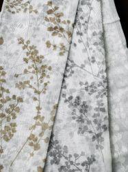 Оптовые цены с хорошим качеством, приятный дизайн 100% полиэстер чисто шторки ткань