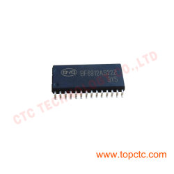 BF6912semiconductores como tecla power chip microcontrolador de gestión de la MCU