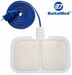 Retorno de electrocirugía desechables de pad/placa, para adultos, Jbh W-02