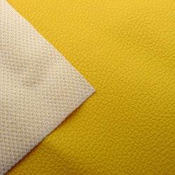 Antideslizante Mardas PVC cuero de grano para la estera del yoga