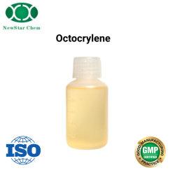 Ingrediente UV dell'assorbitore di Octocrylene CAS 6197-30-4