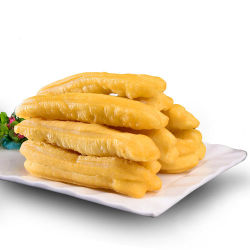 Dim sum traditioneel Ontbijt Voedsel, deeg Sticks