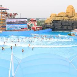 O Parque Aquático piscina de ondas artificiais de equipamento