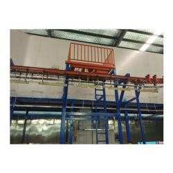Professionelle Kundenspezifische Elektrostatische Metall-Pulverbeschichtung Pulver Lackanlage Maschinen