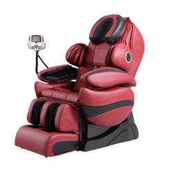 전자식 제로에 지대한 2D 전신 마사지 의자 및 음악 및 눈에 보이는 마사지 기능