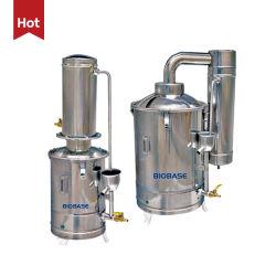Biobase 5L/H 10L/H 20L/H dispositivo per riscaldamento elettrico acqua distillata acqua da laboratorio Distillatore