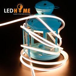 ضوء LED بتقنية Pure Silicone Neon Flex Light LED يضيء بنسبة 100% من درجة الطعام الإضاءة