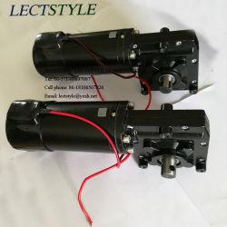 motore ad angolo retto del riduttore dell'attrezzo di vite senza fine di 12V-24V 90W-320W PMDC con il codificatore 500PPR
