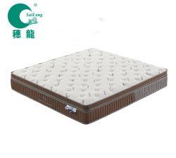 Box Top Gel Memory Foam 5 Zoned Pocket Spring Foam Box Matratze