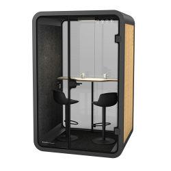 High Performance Schalldichte Zimmer Arbeitskabine für Möbel