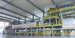 pianta di plastica residua completamente continua di pirolisi del sistema di raffinazione del petrolio di distillazione del combustibile del pneumatico 30t~50t