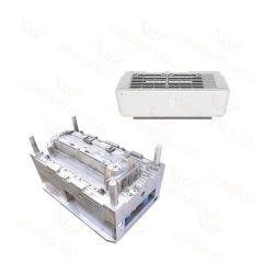 Hongmei مخصصة للمنزل البلاستيك الأجهزة المنزلية تكييف الهواء حقنة الحاوية الواقية تصميم قالب حقن مروحة القالب