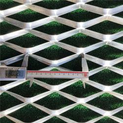 Yq metal expandido de alumínio Fabricante de folha de malha de arame