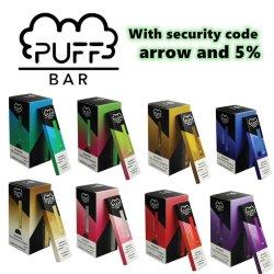 Magasinage en ligne Mini jetable E cigarette Cigarette Vape Pen de fumer