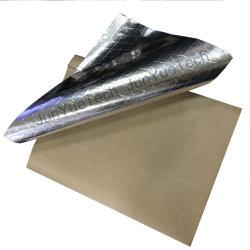 En aluminium renforcé de fibre de verre d'isolation thermique de maillage pour la laine de roche