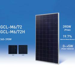 Constituídos de células de silício Painel Solar Módulo de vidro temperado da Estrutura de alumínio da energia solar Panels