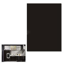 Película de cor preta laminados a frio de aço de laminação para decoração de cozinha