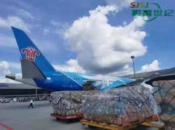 Le transitaire de fret aérien en provenance de Chine à Giza Professional Services de logistique d'expédition rapide