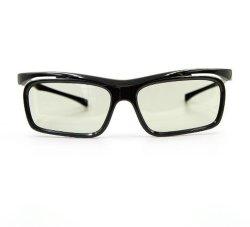 ABS barato de la película de cine reutilizable gafas 3D.