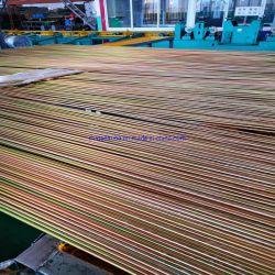 Buntes galvanisiertes hydraulisches nahtloses Stahlrohr En10305-4 für Aufbau-Maschinen