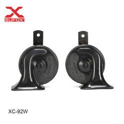 高品質車のかたつむりの角の電気防水警笛の自動角12V