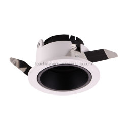 Современный стиль DIY рамы радиатора и соответствует 5-15Вт светодиод початков фонаря направленного света для помещений с оформлением, ювелирный магазин дисплей