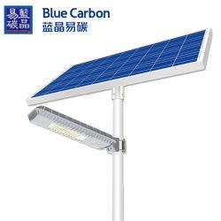 생활 Po4 건전지 50W 80W 120W LED 램프를 가진 1개의 옥외 LED 태양 가로등 정가표에서 모두 보장 5 년
