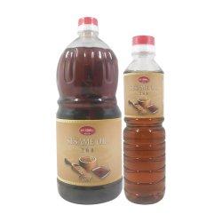 Olio da cucina 625 ml di olio di sesamo miscelato all'ingrosso Halal