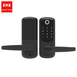 Reconnaissance des empreintes digitales de 360° Touch pour déverrouiller via Bluetoothfonctionne avec carte IC Ttlock APP Déverrouiller avec la passerelle