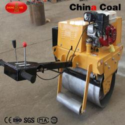 Singola macchina vibratoria manuale del costipatore del rullo del timpano Zmyl-600