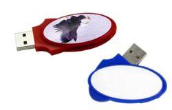 Lecteur Flash USB Customed de promotion de la forme d'oeufs U133/SY018