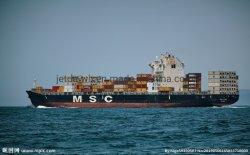 خدمة الشحن إلى ميناء المحيط في جمهورية الدومينيكان