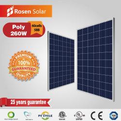 Rosen PV Panel 260W Poly Solar Panels Factory 직접 가격