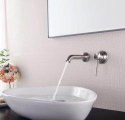 En acier inoxydable 304 Salle de bains cachés de haute qualité robinets robinet du bassin dissimulée