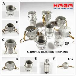 Aluminium Camlock die Snelle Schakelaar in Alle Types koppelen