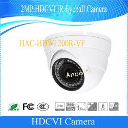 IR Hdcvi Dahua Eyeball 2MP caméra (HAC-HDW1200R-VF)
