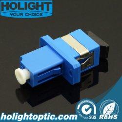 Adaptador Digital Óptica LC para Sc Sx Adaptadores de ficha de plástico