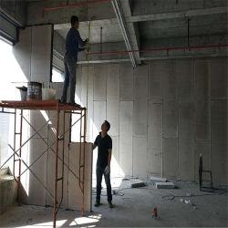 Produtos prefabricados de betão EPS ignifugação de espuma de isolamento térmico do painel da parede do tipo sanduíche de cimento
