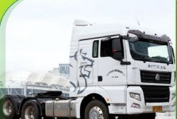 Tracteur International Sitrak Sino chariot tête camion tracteur usagé