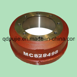A Mitsubishi mc828498 o tambor de freio e o Cubo da Roda para o veículo (PJBD023)