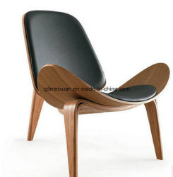 Un visitante avión silla Silla de madera maciza de ocio creativo sillas Silla de madera con alta calidad (M-X3231)