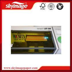 Verdadera Roland Versa UV Lef-200 Impresora de madera/Metal/PVC