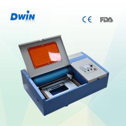 Мини-CO2 станок для лазерной гравировки для резинового штампа