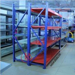 El apilamiento de racks y estanterías metálicas estanterías Cubo de Rick Rack