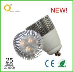 Diamètre 35mm Spot LED à gradation (GU10-MR11-3x1W)